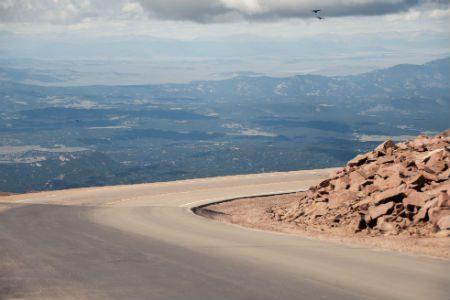 Pikes Peak - Curve